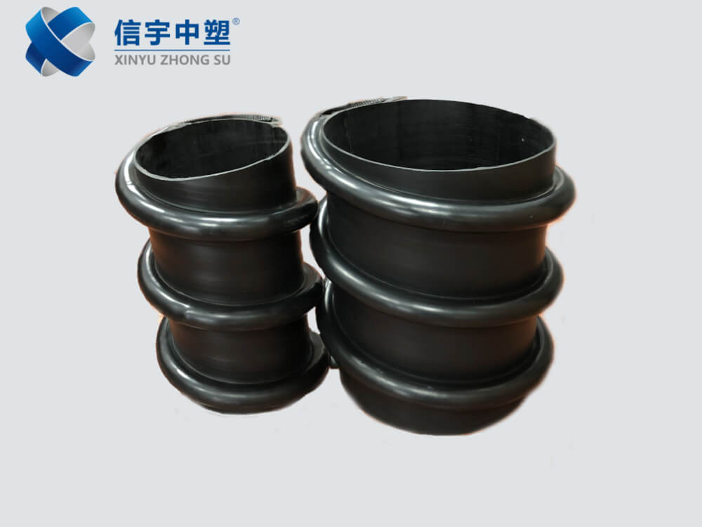 HDPE中空壁缠rao管(B型)