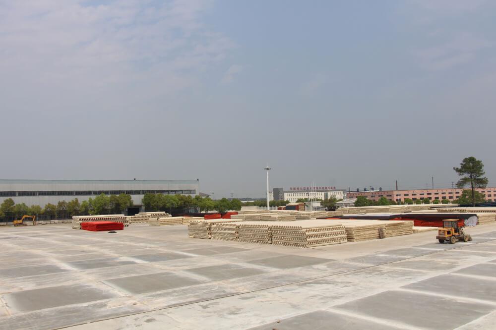 安hui管材堆场
